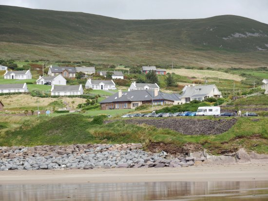 Inch Beach Guesthouse: From the beach