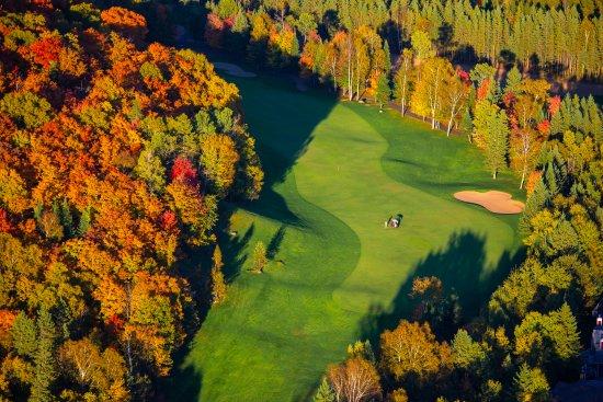 Mont Tremblant, Καναδάς: Le Géant Golf Course