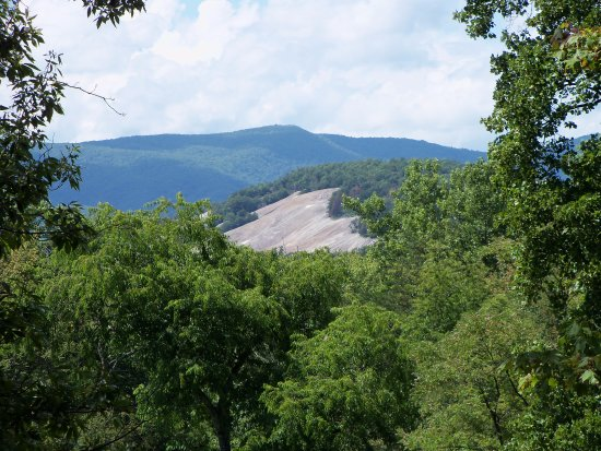 Roaring Gap, NC: Stone Mountain!