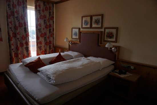 Hotel Garni Frauenschuh: Cozy and comfortable