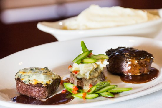 Shula's Steak House-The Original: Filet Trio