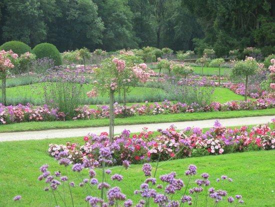 Zamek chenonceau chenonceaux zdj cie le jardin de for Les jardin de catherine