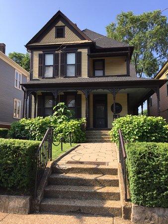 Martin Luther King Jr Boyhood Home Atlanta Ga Picture Of Walk