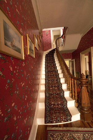 St. Martins Country Inn : Staircase