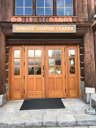 Sunrise Visitor Center Mount Rainier National Park WA Top Tips - Map of the us but circle of paradise washington