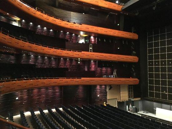 Copenhagen Opera House: Auditorium