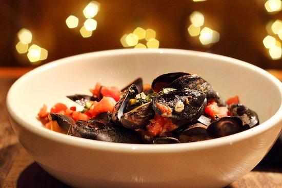 Lui Lui : P.E.I. Mussels