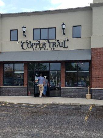 Copper Trail Brewing Co: Copper Trail Brewing - Alexandria, MN