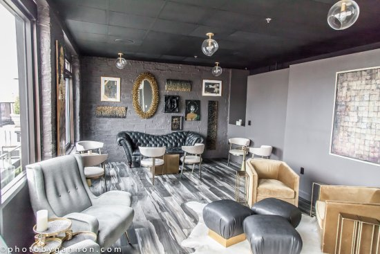 Rooftop Bar Picture Of Redmont Hotel Birmingham Curio Collection
