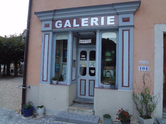 Saint-Ursanne, Switzerland: Galerie Atelier 104 à St-Ursanne