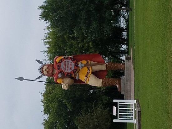Big Ole Viking Statue - Alexandria, MN