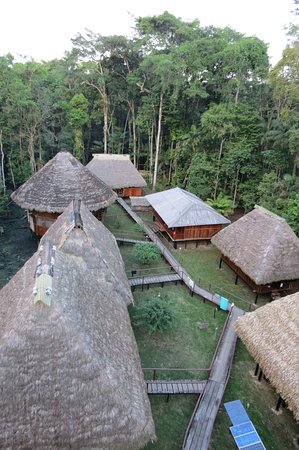 Cuyabeno Lodge-bild
