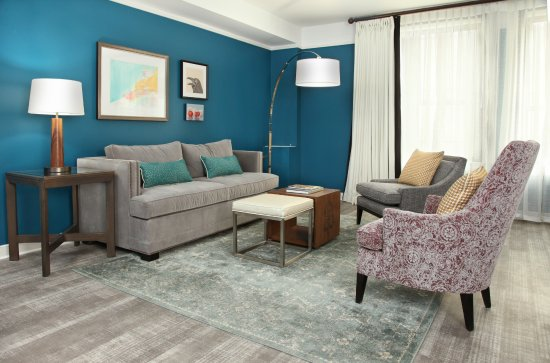The Commonwealth: Get Comfortable in our beautifully updated guest suites