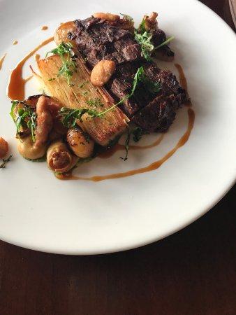 Fruition Restaurant: Grilled Bavette Steak