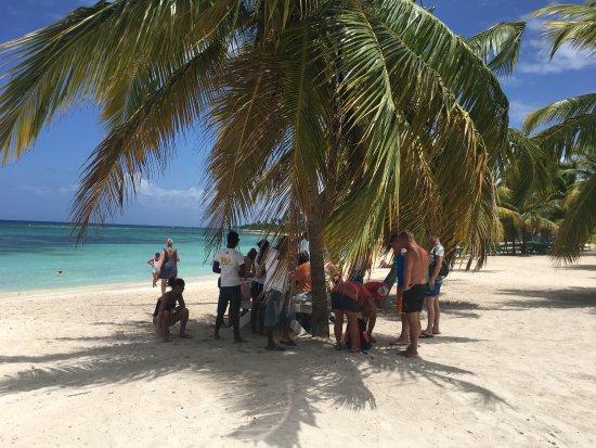 Байяибе, Доминикана: rafraichissement Saona