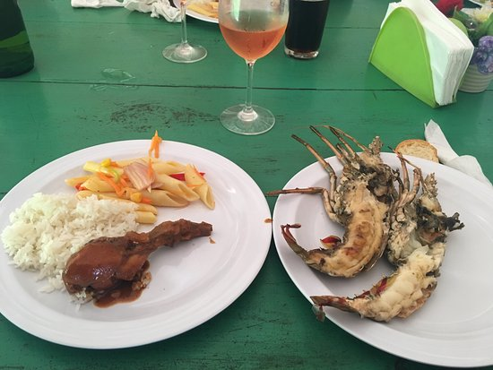 Байяибе, Доминикана: Saona VIP repas langoustes