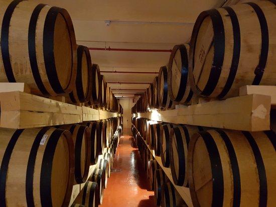Poli Distillerie: Botti 3