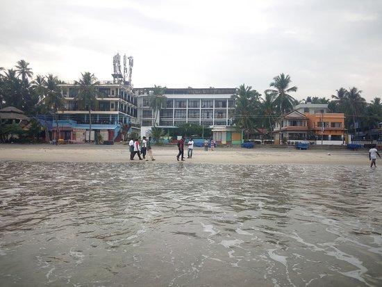 Vivanta by Taj - Trivandrum: kovalam beach
