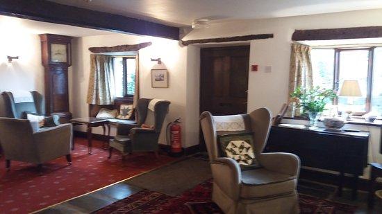 Near Sawrey, UK: Lounge