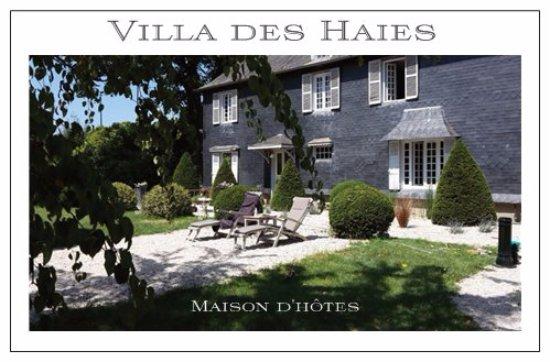 Neville, France: La maison d'hôtes