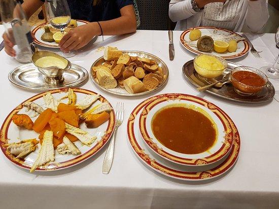 Restaurant chez michel marseille recenze restaurace for Restaurant chez marie marseille