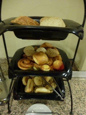 Hotel Royal Reforma: 朝食のパン類