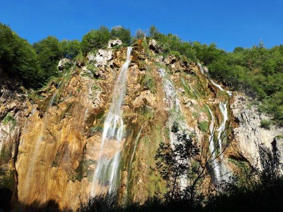 Veliki Slap : waterval