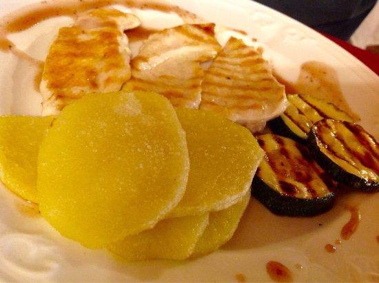 Uncastillo, สเปน: Mmmmm, love this restaurant
