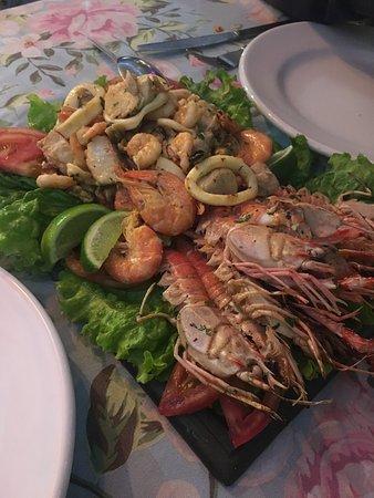 Taverne 67: Frutos do mar