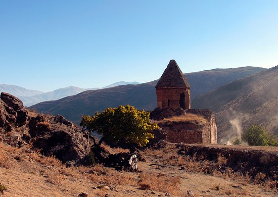 Ван, Турция: Manastr/Van Gölü