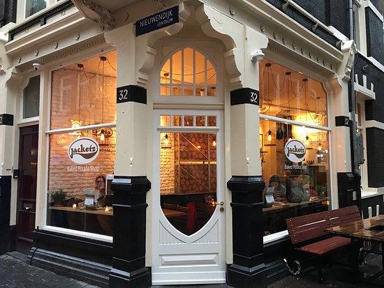 Img 20170818 wa0001 foto di jacketz for Amsterdam migliori ristoranti