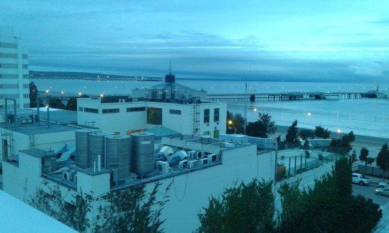 Terrazas de Mar: Vista desde el piso 4