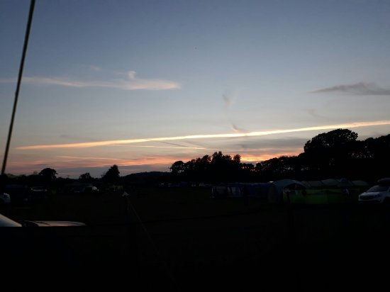 Talsarnau, UK: Barcdy Caravan & Camping Park
