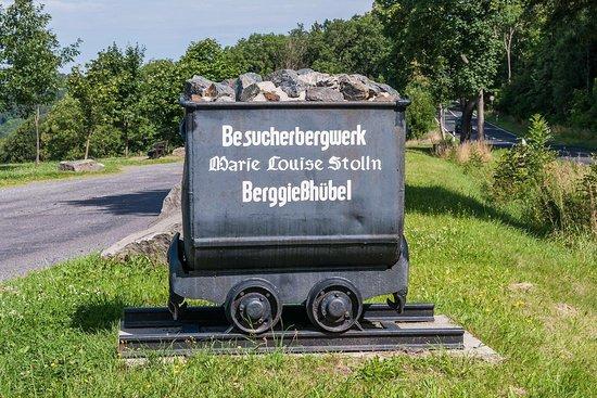 Bad Gottleuba, Alemania: Besucherbergwerk Marie Louise Stollen
