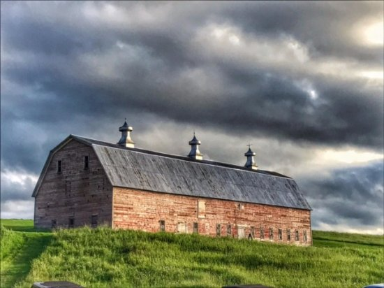 Spooner, WI: The Barn at Pine Brook Farm