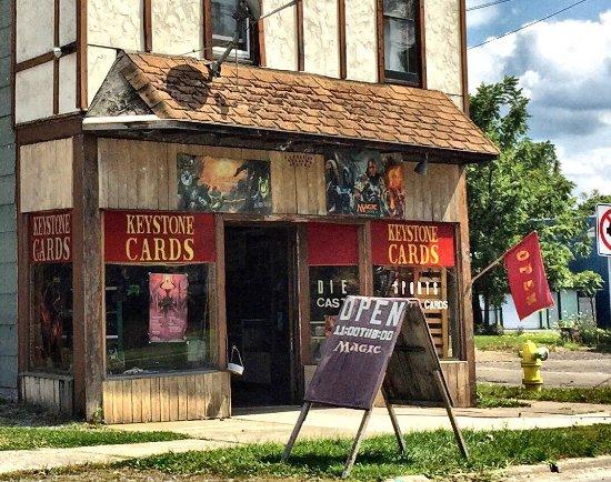 Sayre, PA: Keystone Cards
