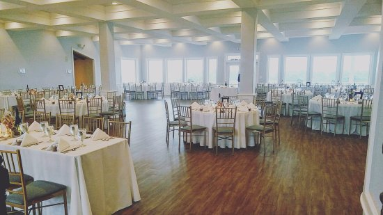 The View at Brick Landing Plantation : New Event Room Floor for 2017