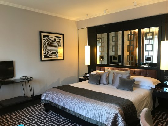 The Fitzwilliam Hotel Belfast: Rm 505