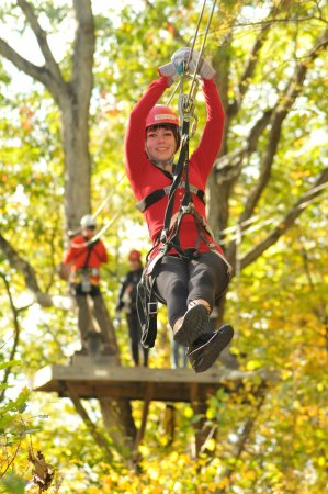 Zoar Outdoor/Deerfield Valley Canopy Tours: Get out zipping this spring for a breath of fresh air!