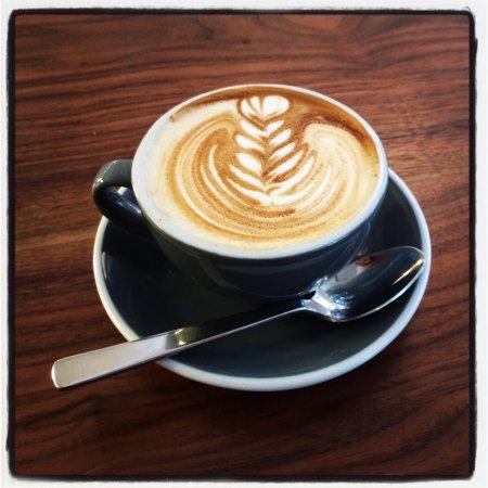 Deep Cove, Canada: morning latte