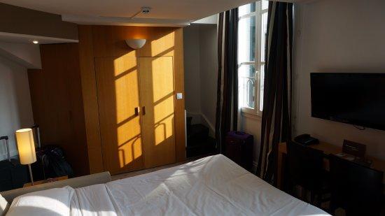 Residhome Paris-Opera: Livingroom area