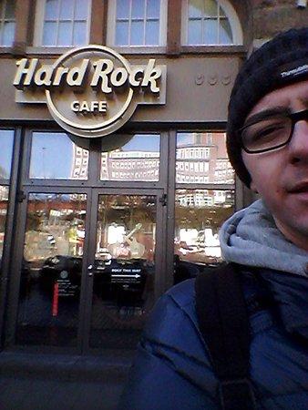 Hard Rock Cafe Hamburg Wlan