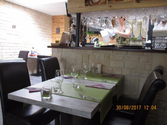 Pav de thon l italienne photo de au verre y table - Restaurant viroflay le verre y table ...