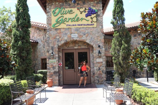 Olive garden orlando picture of olive garden orlando - Olive garden locations in florida ...