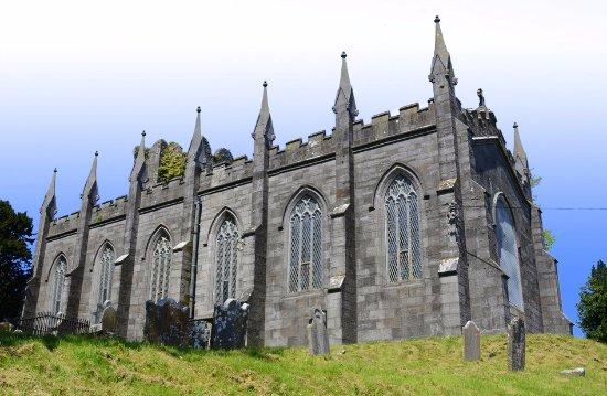 St Columba's Church, Swords