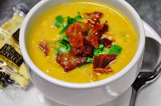 Milwaukee Grill: Homemade Soups