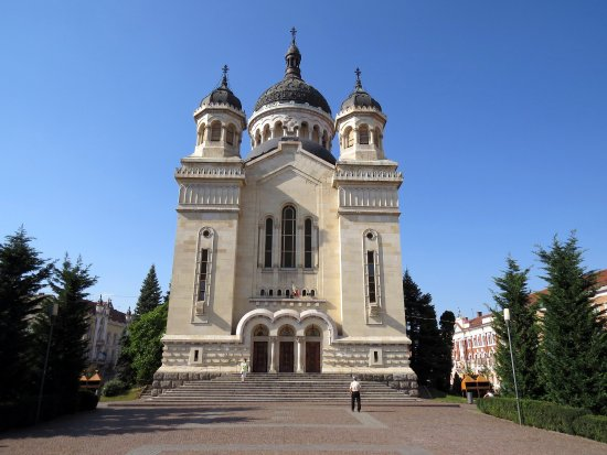 Victoria Hotel: Orthodoxe Kirche