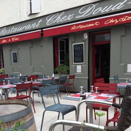 Restaurant Angouleme Chez Doud