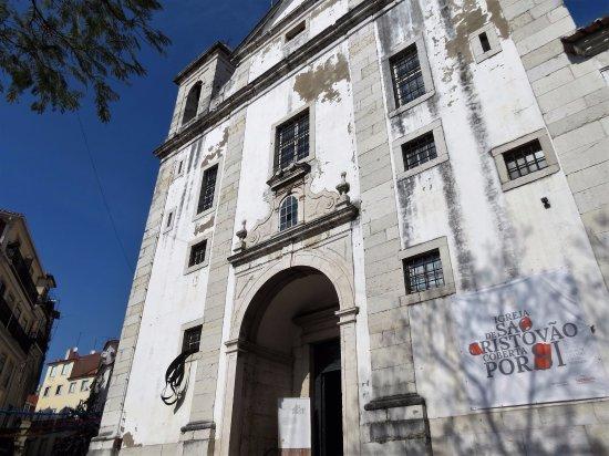 Church of São Cristóvão