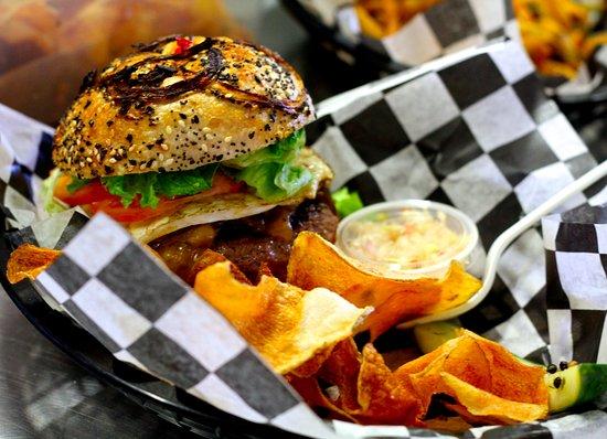 Slamwich Scratch Kitchen, Madison - Menu, Prices